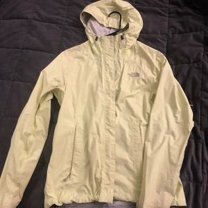 North face rain jacket/ windbreaker